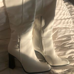 NWOT Knee High Boots